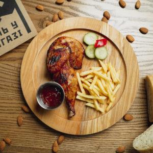 Гарячі страви (М'ясо)